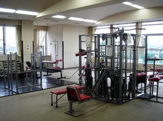 雀宮体育館の画像